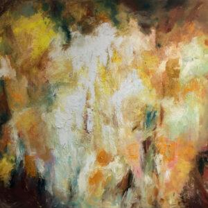 La Luce olie op canvas 150x120x5cm
